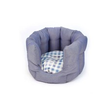 Bengal Cat Bed Blue