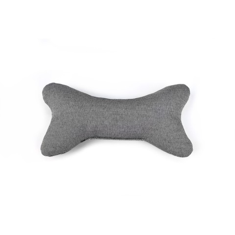 Project Blu Adriatic Dog Bone Toy Grey