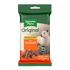 Natures Menu Real Meaty Dog Treat With Chicken 60g