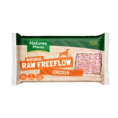 Natures Menu Free Flow Frozen Dog Food With Chicken 2kg