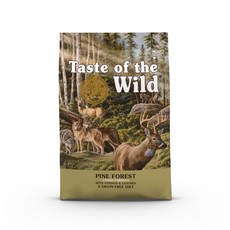 Taste Of The Wild Pine Forest Grain Free All Breeds & Life Stage Dog Food 12.2kg