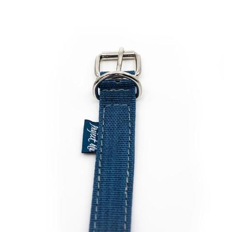Project Blu Zambezi Dog Collar - Royal Blue Xs
