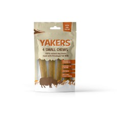 Yakers Dog Chews Small Pre-pack