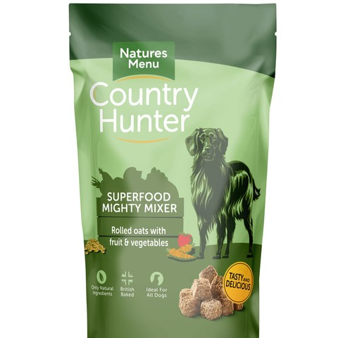 Natures Menu Country Hunter Superfood Mixer Biscuits 1.2kg