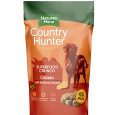 Natures Menu Country Hunter Superfood Crunch Chicken With Butternut Squash 1.2kg