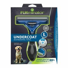 Furminator Undercoat Deshedding Tool For Large Long Hair Dog