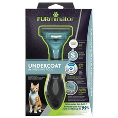 Furminator Undercoat Deshedding Tool For Small Short Hair Cat