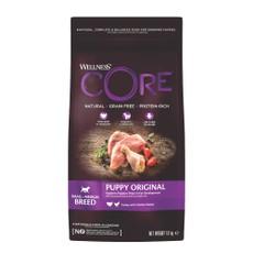 Wellness Core Puppy Chicken And Turkey Grain Free Dry Dog Food 1.5kg