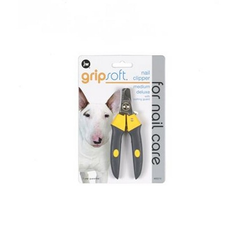 Jw Gripsoft Grooming Medium Deluxe Nail Clipper