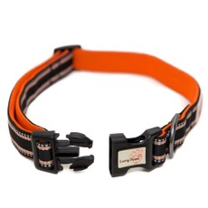 Long Paws Comfort Collection Collar Medium Black