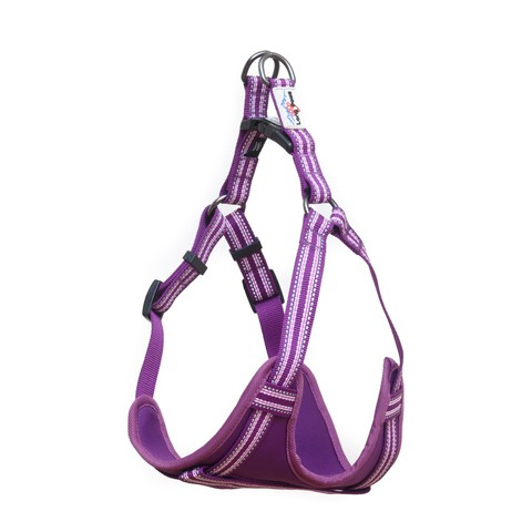 Long Paws Comfort Collection Harness Extra Small Purple