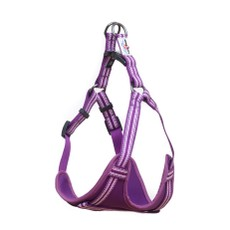 Long Paws Comfort Collection Harness Medium Purple