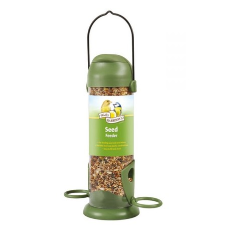 Harrisons Flip Top Seed Feeder 22cm