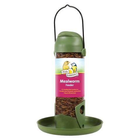 Harrisons Flip Top Mealworm Feeder 22cm
