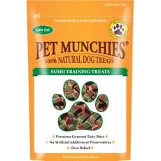 Pet Munchies Dog Training Treats Sushi 50g