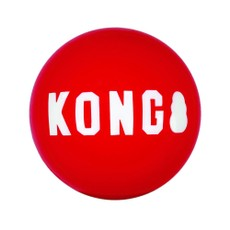 Kong Signature Balls 2-pk Md