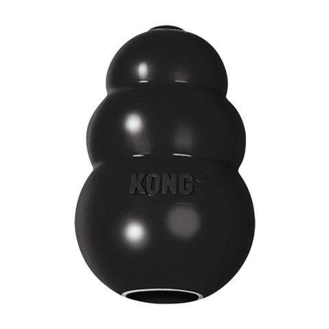 Kong Extreme Black Small