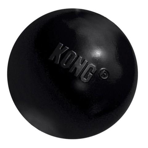 Kong Extreme Ball Black Med/large