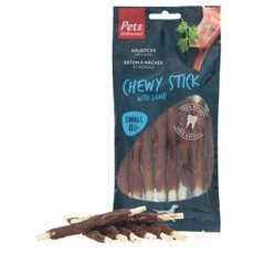 Pets Unlimited Chewy Sticks With Lamb 8 Pc