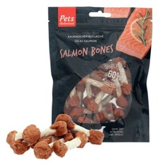 Pets Unlimited Salmon Bones 150g