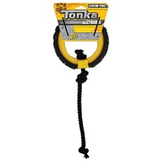 (d) Tonka Mega Tread Rope Tug, 6in