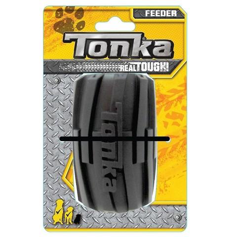 Tonka Mega Tread Treat Holder, 4in
