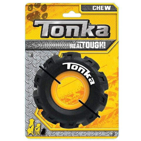 Tonka Seismic Tread Tire W/insert, 5in