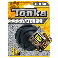 (d) Tonka Mega Tread Ball, 3in