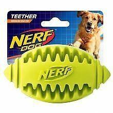 """Nerf Teether Football, Medium (4"""")"""