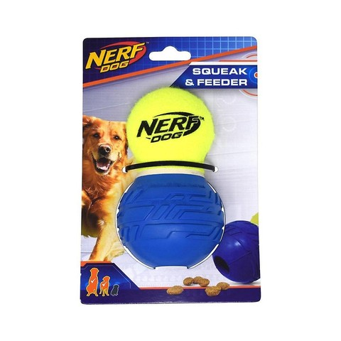 Nerf Max Court Elite Squeak Feeder