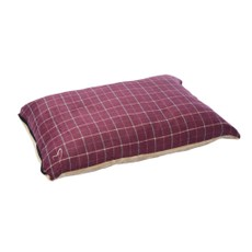 Gor Pets Premium Comfy Cushion Large (76x117cm) Wine Check