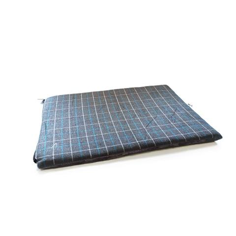 Gor Pets Premium Comfy Mat Medium (61x91x5cm) Grey Check