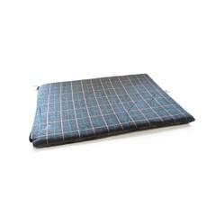 Gor Pets Premium Comfy Mat Large (76x122x5cm) Grey Check