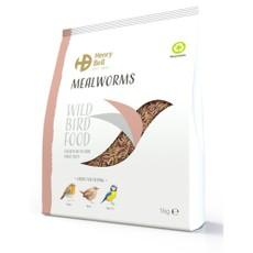 Henry Bell Mealworm 1kg