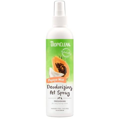 Tropiclean Papaya Mist Deodorant Spray 236ml