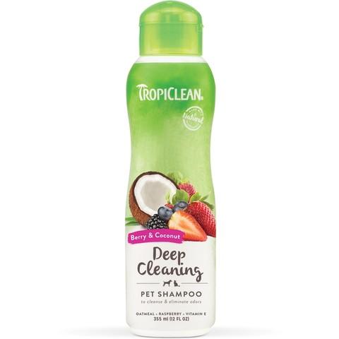 Tropiclean Berry Coconut Shampoo 355ml