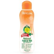 Tropiclean Natural Flea & Tick Shampoo Max Strength 335ml 355ml