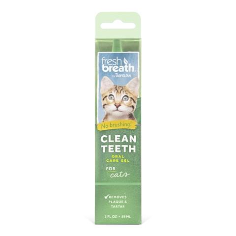 Tropiclean Teeth Care Gel Cat 59ml