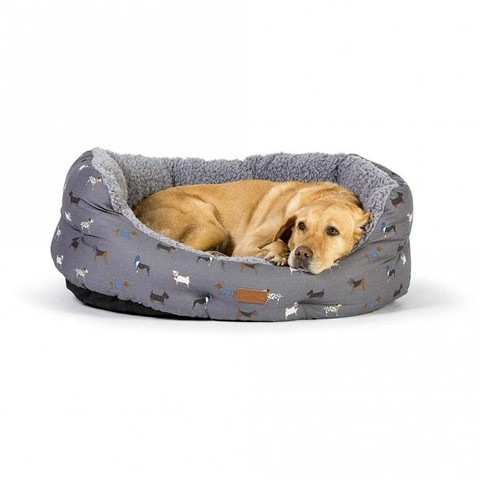 """Fatface Marching Dogs Deluxe Slumber 30"""""""