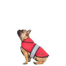Duke 2 In 1 Red Waterproof Dog Jacket (m)