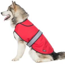 Duke 2 In 1 Red Waterproof Dog Jacket (xl)