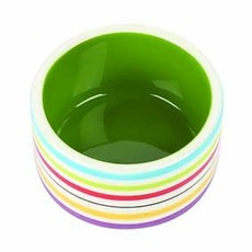 Happy Pet Rainbow Pet Bowl