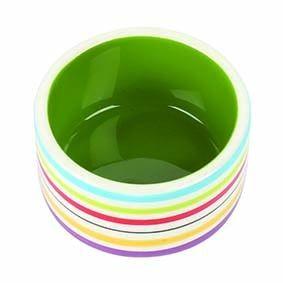 Happy Pet Rainbow Pet Bowl