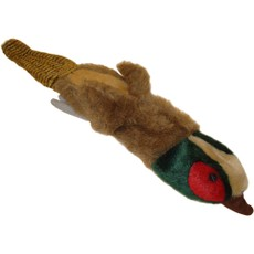 Happy Pet Dog Toy Empty Nester Pheasant