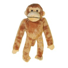 Happy Pet Dog Toy Swinger Chimp