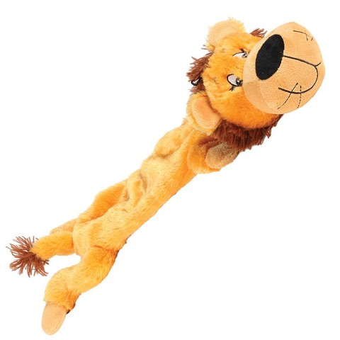 Happy Pet Wild Crinkler Lion
