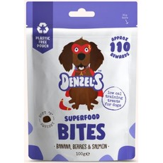 Denzel's Superfood Bites 100g