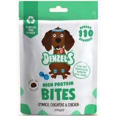 Denzel's High Protein Bites 100g