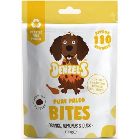 Denzels Pure Paleo Bites 100g