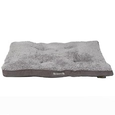 Scruffs Cosy Mattress Grey 82x58cm